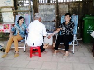Cẩm Sơn - tiêu biểu trong phong trào hiến máu tình nguyện