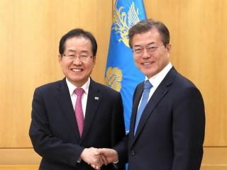 Tổng thống Hàn Quốc đối thoại về hội nghị thượng đỉnh liên Triều