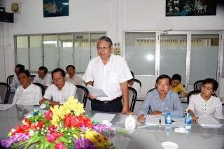 Ban Tuyên giáo Trung ương làm việc về xây dựng đội ngũ trí thức tại Bến Tre