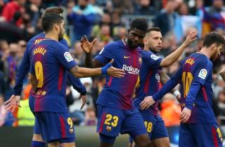 Đá bại Valencia, Barcelona tiến gần hơn đến ngôi vô địch