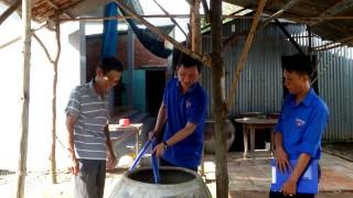 Xã Đoàn Phú Khánh: Thực hiện hiệu quả chương trình cấp nước ngọt