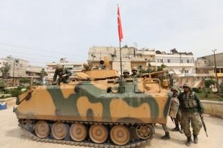 Thổ Nhĩ Kỳ và đồng minh tổn thất lớn trong chiến dịch Nhành ôliu