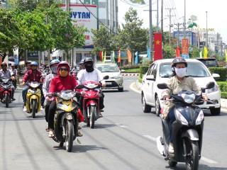 Tiếp tục xây dựng phường văn minh đô thị
