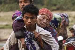 Myanmar: Xung đột tại Kachin, hàng nghìn người phải rời bỏ nhà cửa