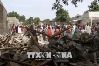 Nổ lớn liên tiếp tại Nigeria