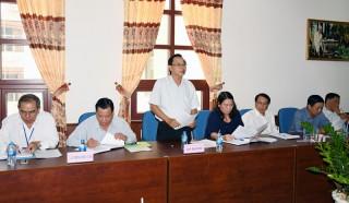 Chuẩn bị Kỳ họp thứ 7, HĐND tỉnh (khóa IX)