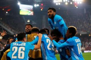 Trọng tài phá hỏng giấc mơ vào chung kết Europa League của Salzburg