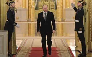 Tổng thống Nga Putin giao nhiệm vụ quan trọng cho Chính phủ