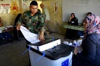 Bầu cử Quốc hội Iraq: Tỷ lệ cử tri đi bỏ phiếu thấp kỉ lục kể từ năm 2005