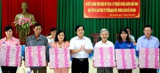 Học tập và làm theo tư tưởng, đạo đức, phong cách Hồ Chí Minh: Nhiều tập thể và cá nhân có sức lan tỏa