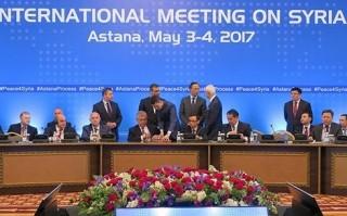 Vòng đàm phán thứ 9 về Syria khai mạc tại Kazakhstan