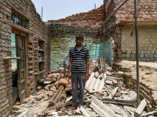 Ấn Độ: Mưa bão hoành hành khiến gần 70 người thiệt mạng