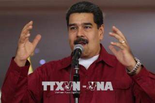 Chuẩn bị bầu cử, Venezuela đóng tất cả cửa khẩu biên giới đường bộ