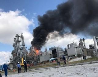 Nổ nhà máy hóa chất tại Mỹ khiến ít nhất 20 người bị thương