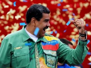 Ông Maduro giành chiến thắng trong cuộc bầu cử Tổng thống Venezuela