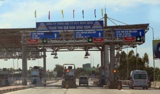 Báo cáo Chính phủ việc chuyển từ trạm thu phí sang trạm thu giá