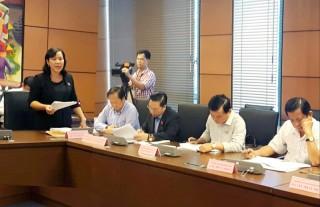Đại biểu Quốc hội đơn vị tỉnh Bến Tre góp ý dự thảo Luật Giáo dục