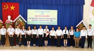 Đại hội Hội Sinh viên Trường Cao đẳng Bến Tre lần X nhiệm kỳ 2018 - 2020
