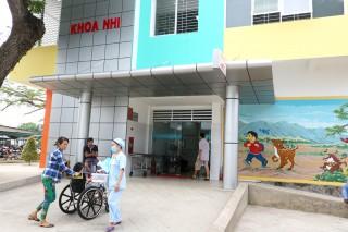 Khoa Nhi Bệnh viện Nguyễn Đình Chiểu đưa vào hoạt động