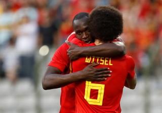 Lukaku và Hazard ghi bàn, Bỉ đè bẹp Ai Cập