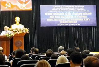 Họp mặt các tổ chức phi chính phủ nước ngoài tại TP. Hồ Chí Minh
