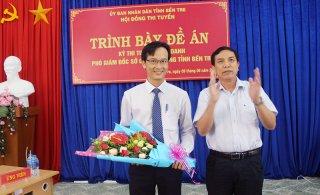 Ông Nguyễn Văn Niệm trúng tuyển Phó giám đốc Sở Công Thương