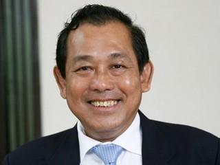 Phó thủ tướng Thường trực dự Hội nghị Tương lai châu Á, thăm Nhật Bản