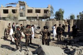 Chốt an ninh tại Afghanistan bị tấn công, 13 cảnh sát thiệt mạng