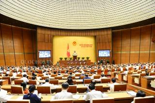 Quốc hội thảo luận sửa đổi Luật Phòng, chống tham nhũng