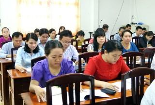Tập huấn kiến thức về đăng ký, khai thác nhãn hiệu
