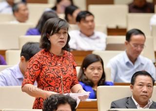 Đại biểu Quốc hội đơn vị tỉnh Bến Tre góp ý dự án Luật phòng, chống tham nhũng (sửa đổi)
