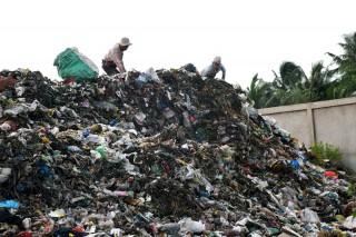 Nhà máy xử lý rác thải Bến Tre: Tiếp nhận rác tạm thời từ đầu tháng 6-2018