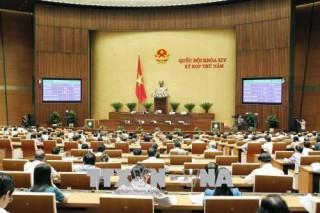 Hôm nay 15-6-2018, Quốc hội họp phiên bế mạc Kỳ họp thứ 5