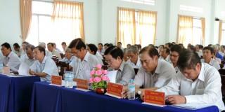 Quyết tâm thực hiện hiệu quả Nghị quyết Trung ương 6