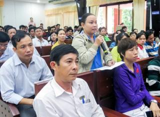 Lãnh đạo tỉnh sẽ gặp gỡ, đối thoại với công nhân, lao động
