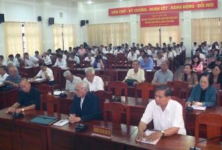 Chủ động triển khai tổ chức thực hiện các Nghị quyết Trung ương 6