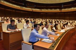 Toàn văn Nghị quyết về chương trình xây dựng luật, pháp lệnh năm 2019