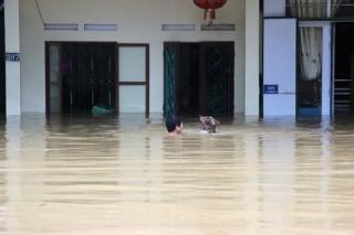 Mưa lũ đã làm 25 người chết và mất tích tại Lai Châu, Hà Giang
