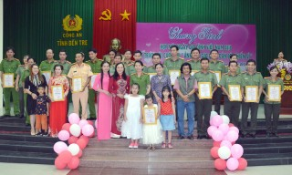 Công an tỉnh họp mặt Ngày Gia đình Việt Nam