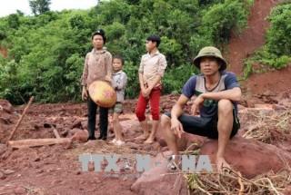 49 người chết, mất tích và bị thương do mưa lũ và sạt lở đất