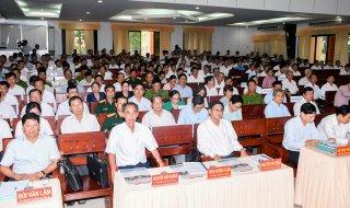 Thông báo kết quả Hội nghị lần thứ 13 Ban Chấp hành Đảng bộ tỉnh khóa X
