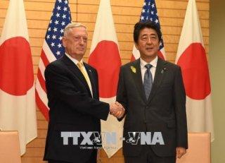 Nhật Bản đề nghị Mỹ hợp tác trong chiến lược Ấn Độ Dương-Thái Bình Dương