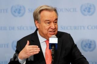 Bế mạc Hội nghị cấp cao đầu tiên về chống khủng bố của Liên hợp quốc