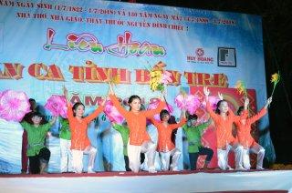 Tổng kết hoạt động Ngày hội truyền thống Văn hóa tỉnh