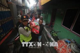 Lật phà tại Indonesia, ít nhất 12 người thiệt mạng