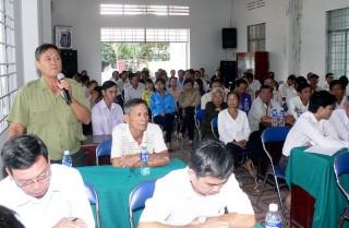 Những vấn đề cử tri quan tâm trước kỳ họp thứ 7 HĐND tỉnh khoá IX
