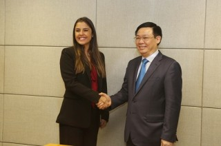 Doanh nghiệp Brazil tìm đối tác Việt Nam cung cấp tôm, cá ngừ