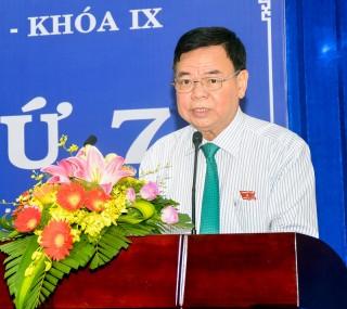 Khai mạc Kỳ họp thứ 7 HĐND tỉnh khóa IX