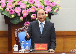 Thủ tướng dự Hội nghị toàn quốc về phát triển bền vững