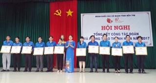 Đoàn Khối tập trung 4 nhiệm vụ trong 6 tháng cuối năm 2018
